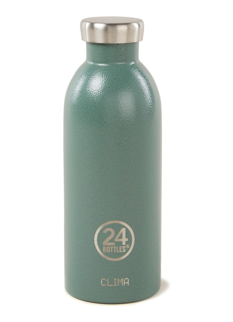24Bottles - Clima Bottle drinkfles 500 ml - Groen