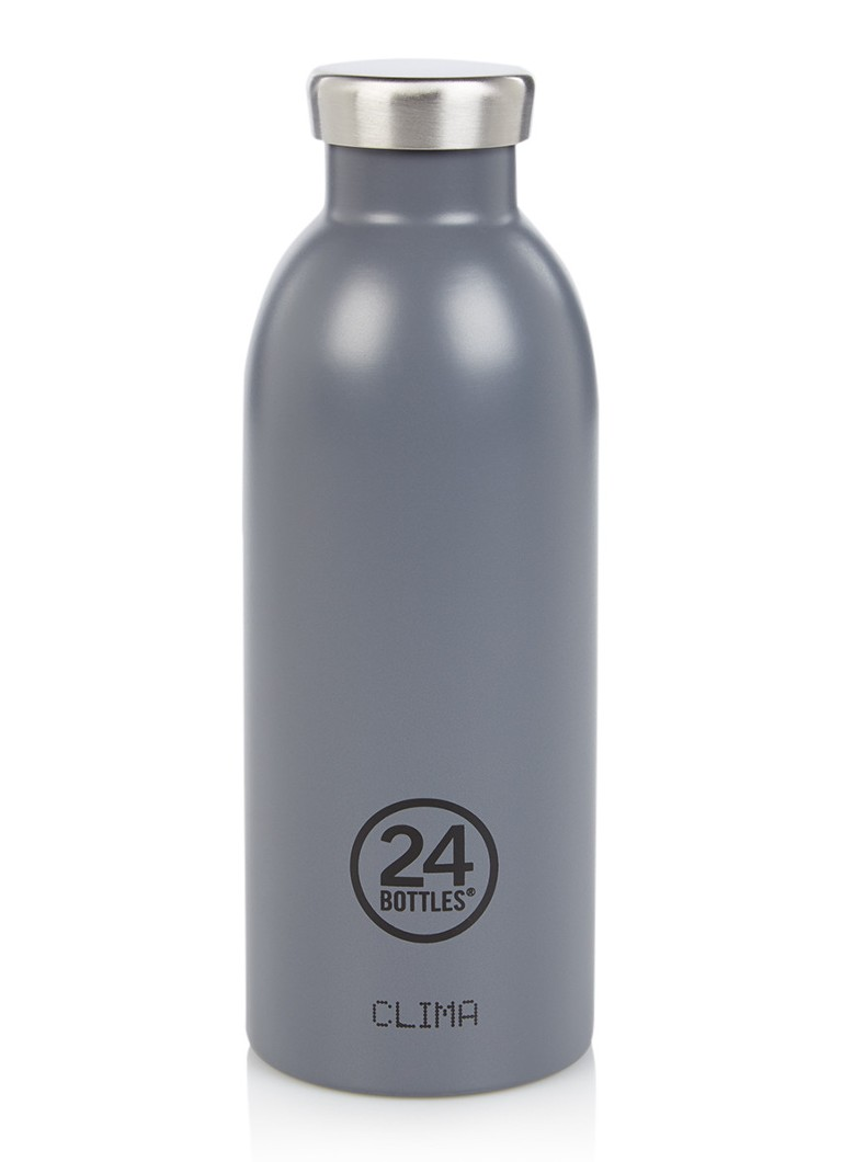 24Bottles - Clima thermosfles 500 ml - Grijs