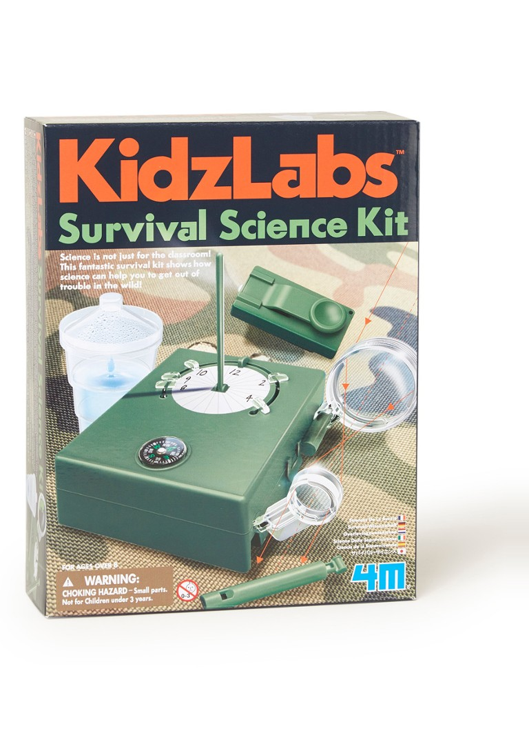 4M - Survival Science kit  - null
