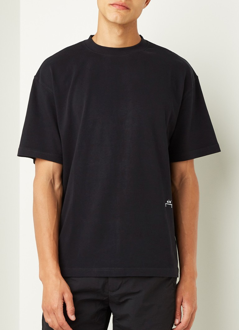A-Cold-Wall - T-shirt col rond - Noir