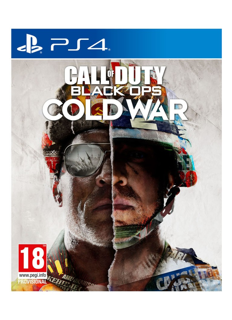 Activision - Call of Duty: Black Ops Cold War Game - PS4 - null