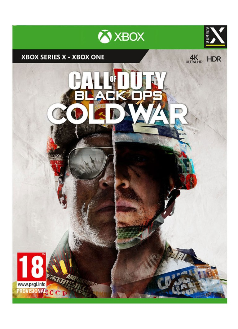 Activision - Call of Duty: Black Ops Cold War Game - Xbox Series X - null