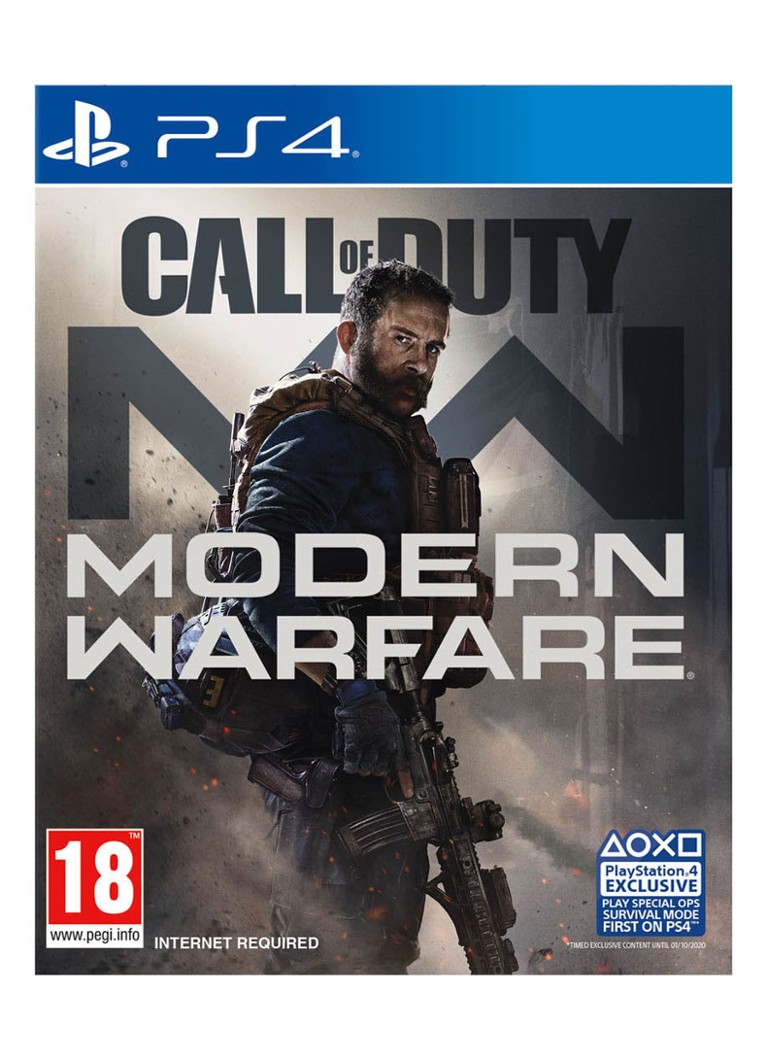 Activision - Call of Duty: Modern Warfare Game - PS4 - null