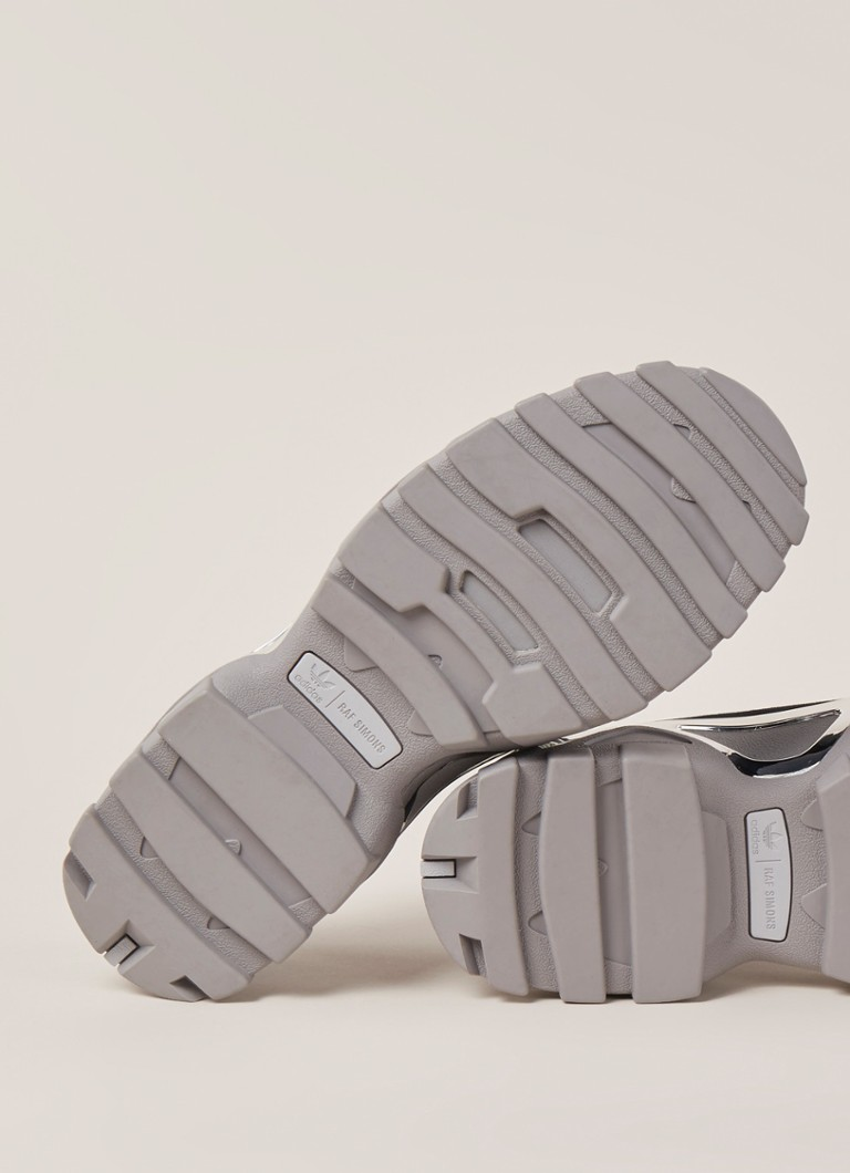 new product e81cf 60ba9 adidas RS Detroit Runner sneaker van canvas • de Bijenkorf