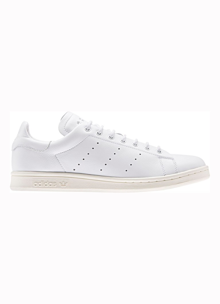 adidas - Stan Smith sneaker van leer - Wit