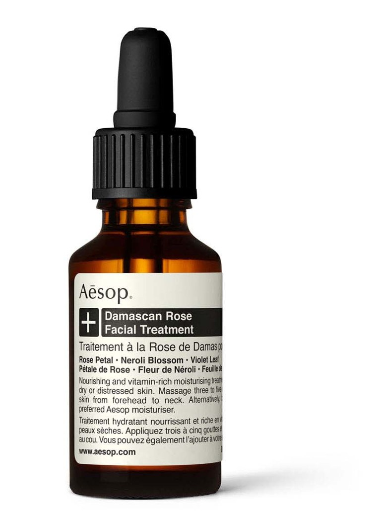 Aesop - Damascan Rose Facial Treatment - serum - null