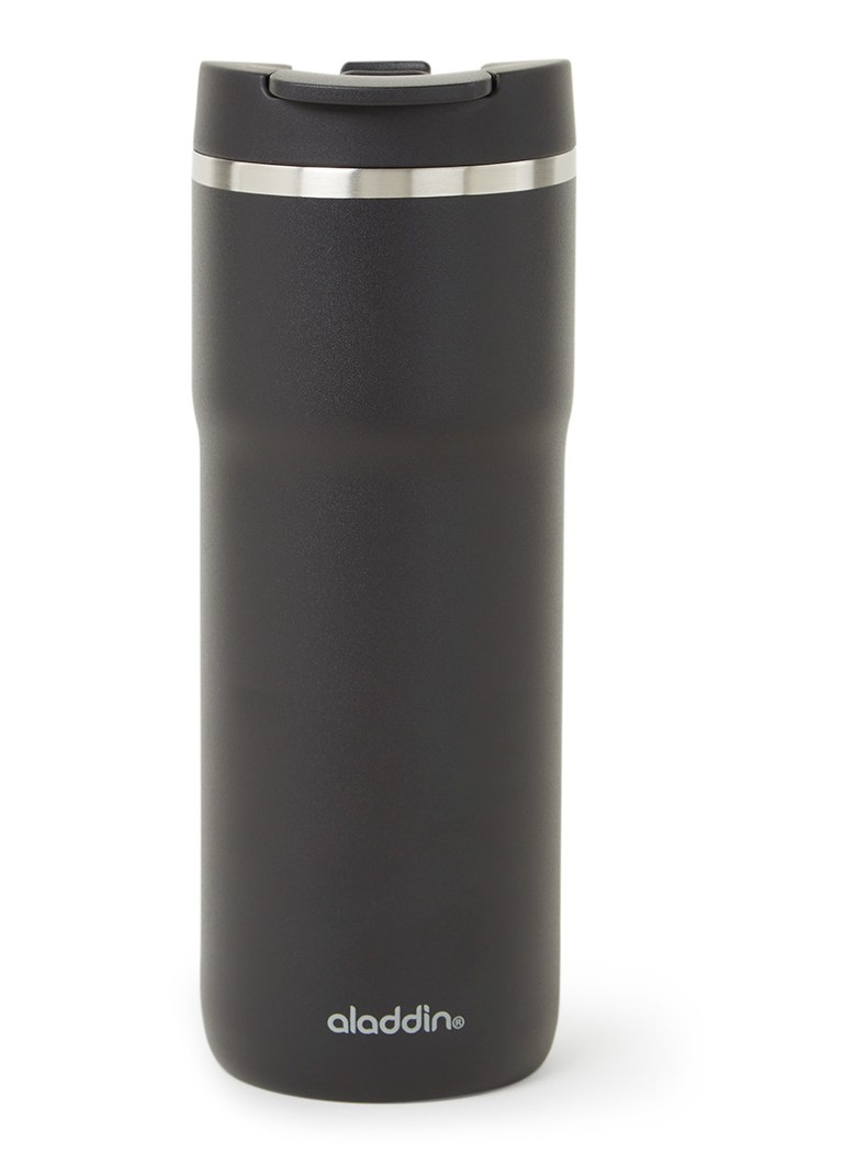 Aladdin - Gobelet thermos Java Leak-Lock 470 ml - Noir