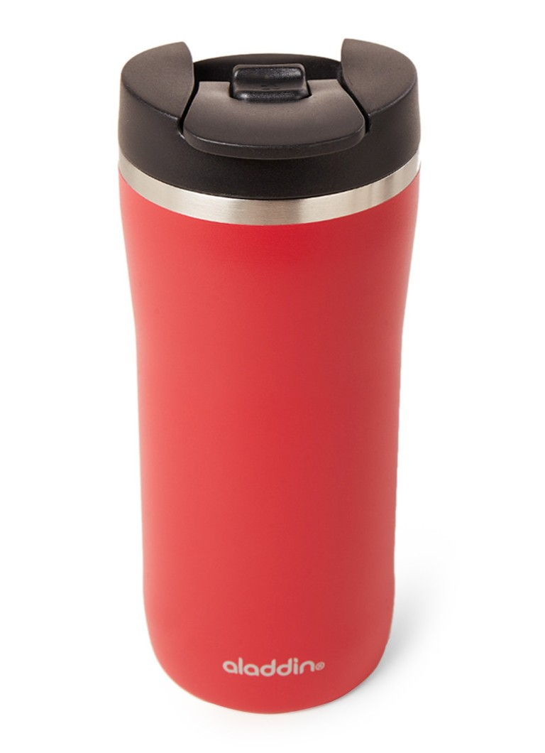 Aladdin - Mocca Leak-Lock thermosbeker 35 cl - Rood