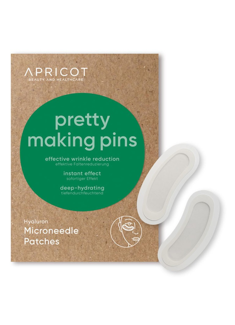 Apricot - Microneedle Patches - mini oogmasker - null