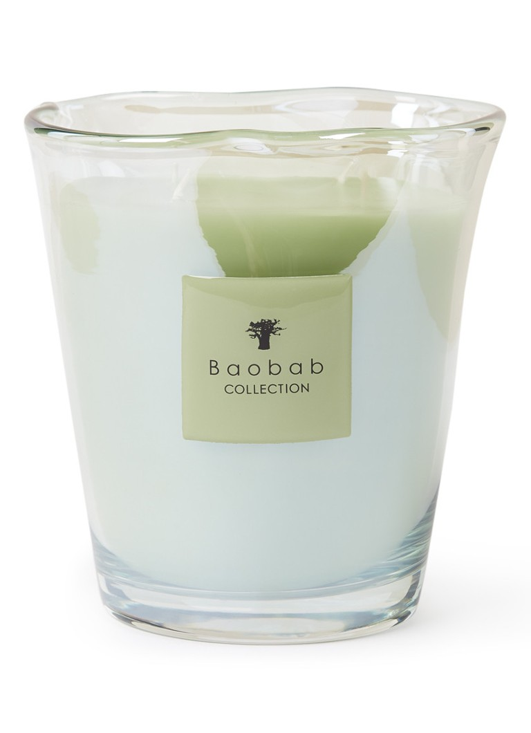 Baobab Collection - Bougie parfumée Modernista Vidre Poetry - Vert