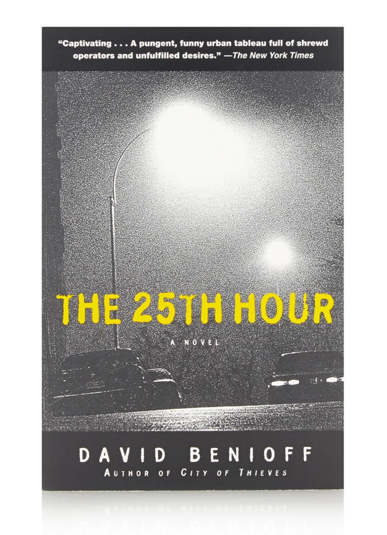 undefined - BENIOFF*THE 25TH HOUR - null