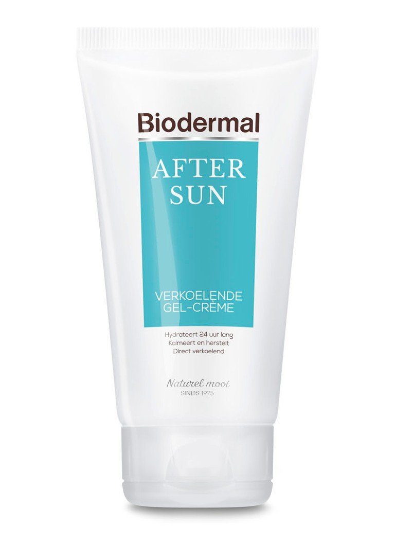 Biodermal - After Sun verkoelende gel-crème - null