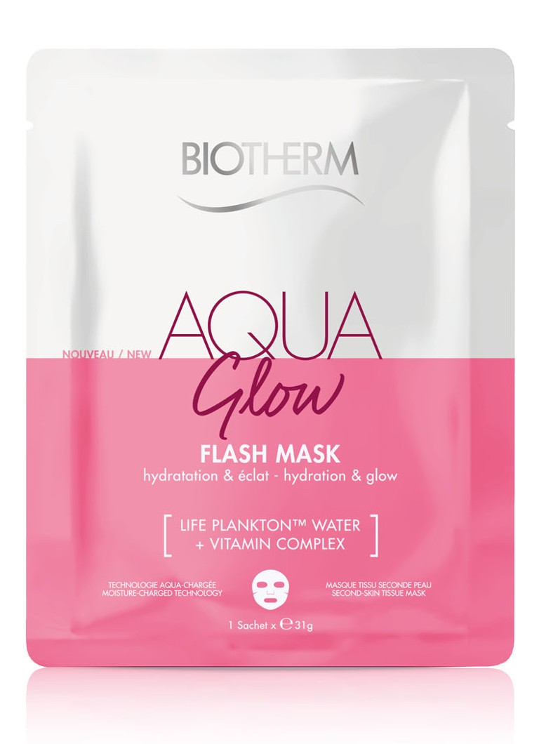 Biotherm - Aqua Glow Super Flash Mask - masker - null