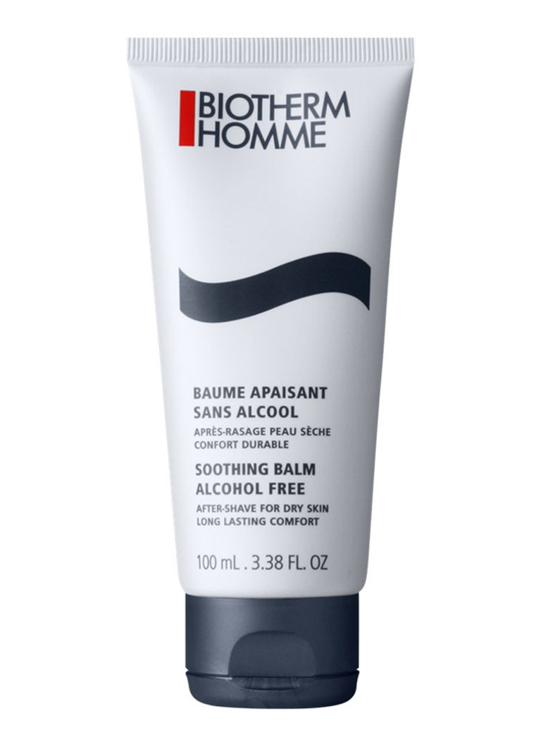 Biotherm - Baume Apaisant Sans Alcohol - aftershave - null