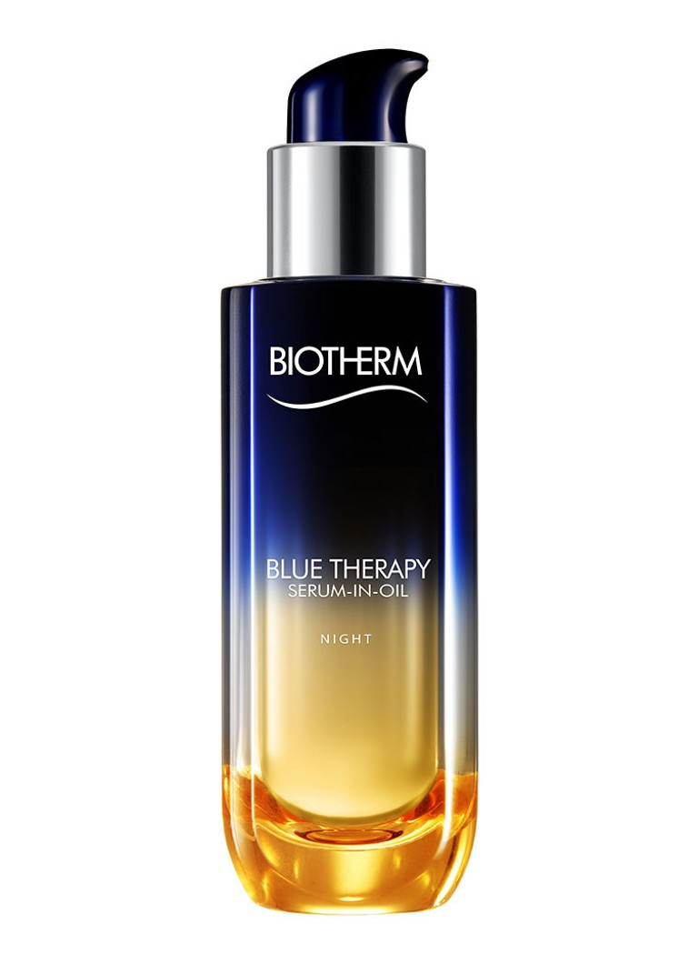 Biotherm - Blue Therapy Serum-In-Oil - anti-rimpel gezichtsolie -