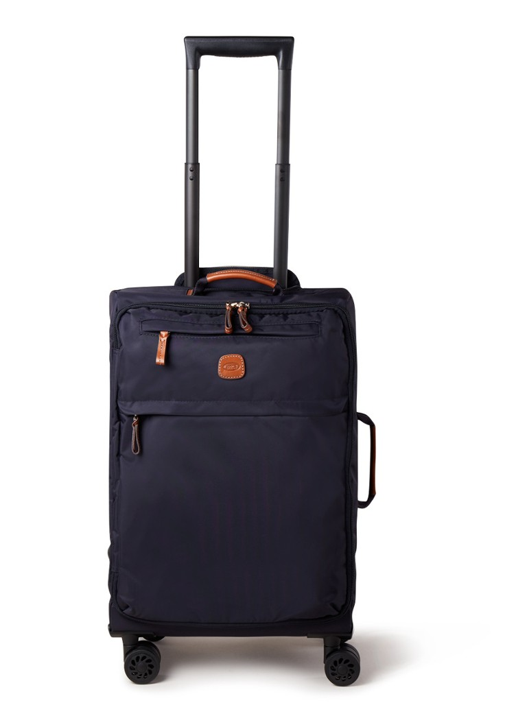 Bric's - X-Travel spinner 55 cm - Donkerblauw
