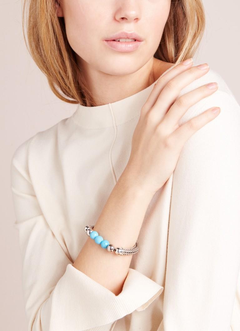 Buddha Armband Ellen.Buddha To Buddha Armband Ellen Beads Van Zilver De Bijenkorf