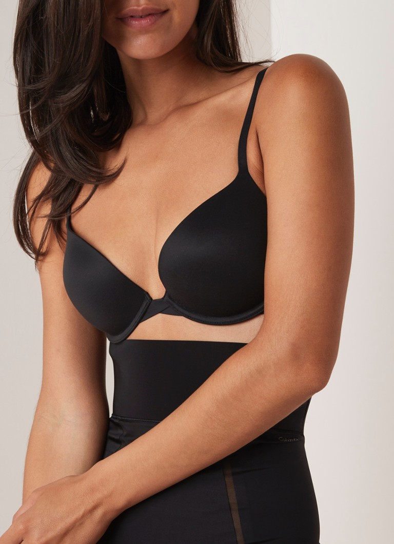 Calvin Klein - Perfectly Fit push-up bh - Zwart