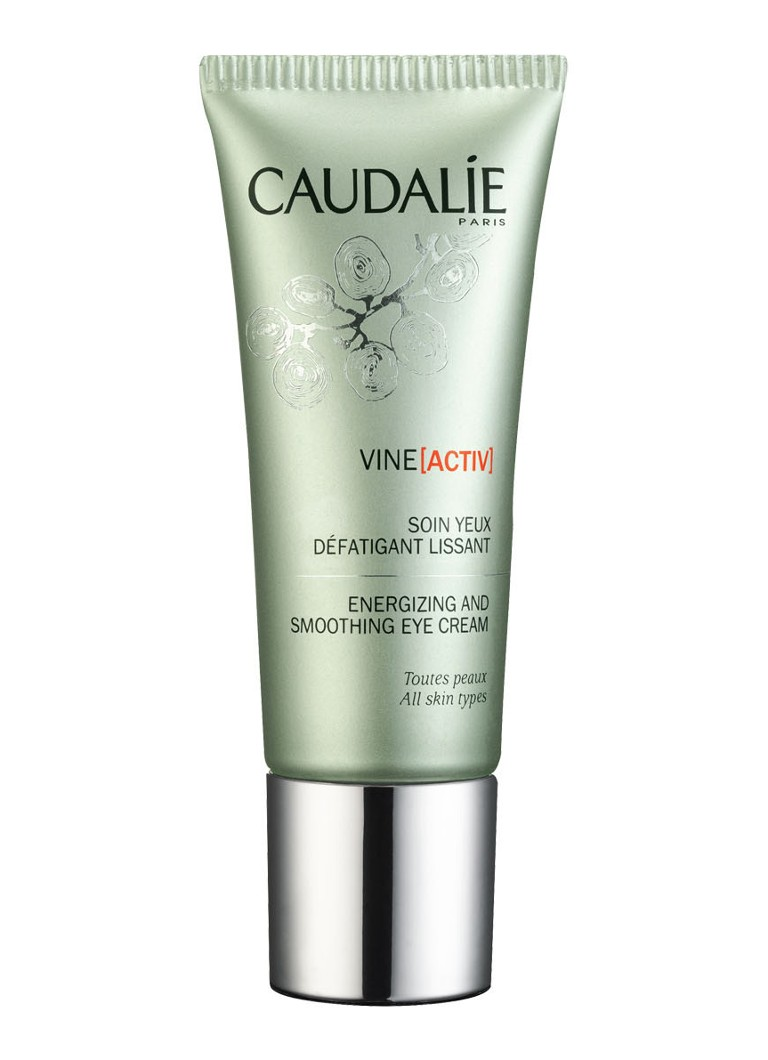 Caudalie - VineActiv Energizing and Smoothing Eye Cream - oogcrème -