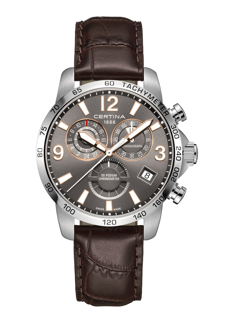Certina - Certina Horloge DS Podium C0346541608701 - Yes