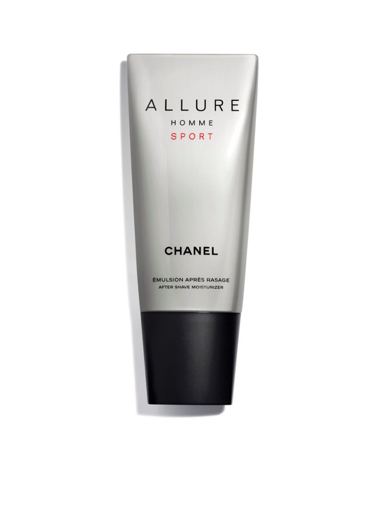 CHANEL - Allure sport aftershave emulsie - null