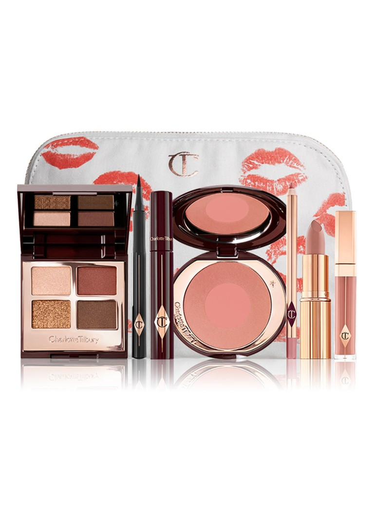 Charlotte Tilbury - 10-iconic looks The Bella Sofia - make-upset - LIGHT MEDIUM