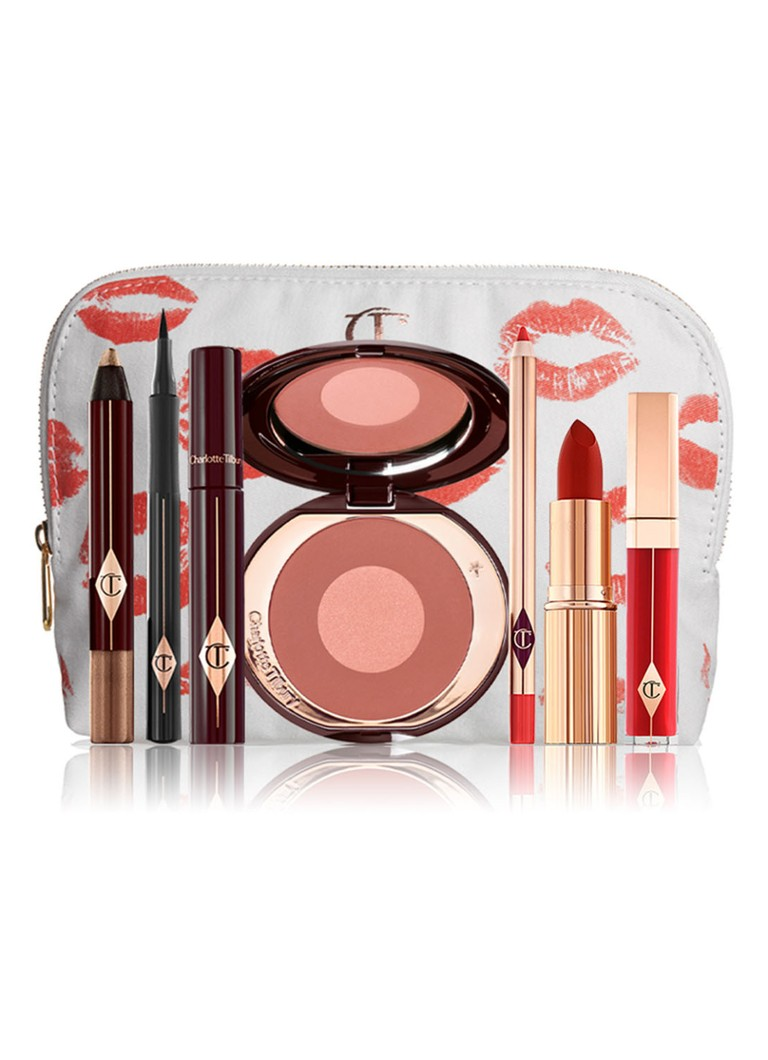 Charlotte Tilbury - 10 looks iconiques The Bombshell - Set de maquillage - DEEP