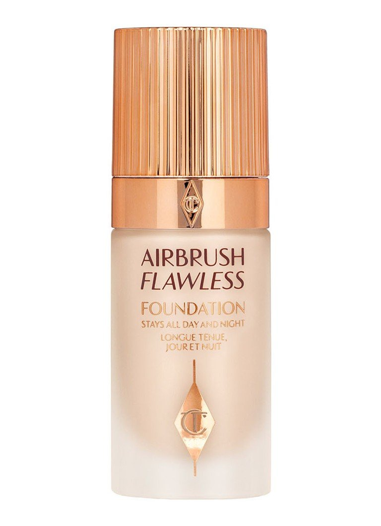 Charlotte Tilbury - Airbrush Flawless Foundation - 2  Cool