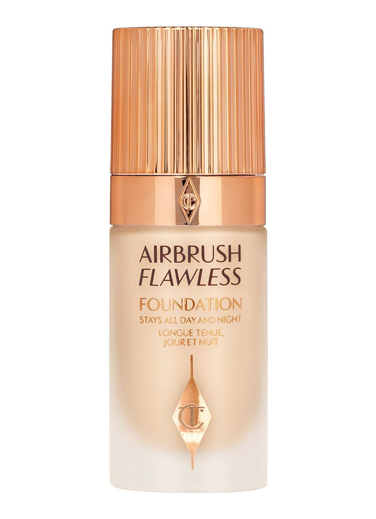 Charlotte Tilbury - Airbrush Flawless Foundation - 3  Warm