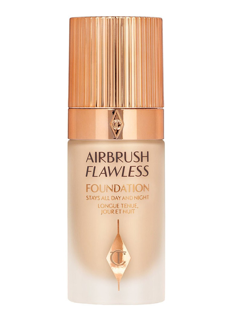Charlotte Tilbury - Airbrush Flawless Foundation - 4  Warm