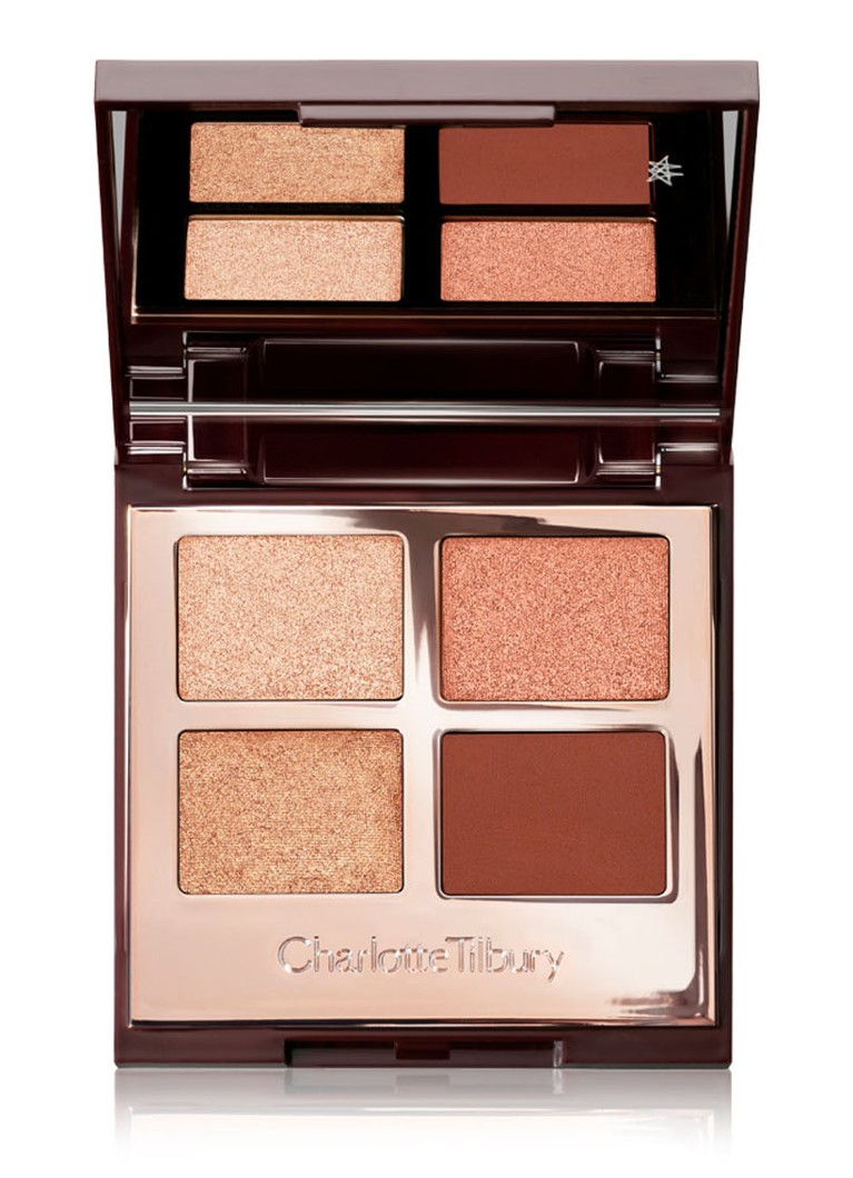 Charlotte Tilbury - Eye Colour Magic Luxury Palette Copper Charge - Limited Edition oogschaduwpalette - Copper Charge
