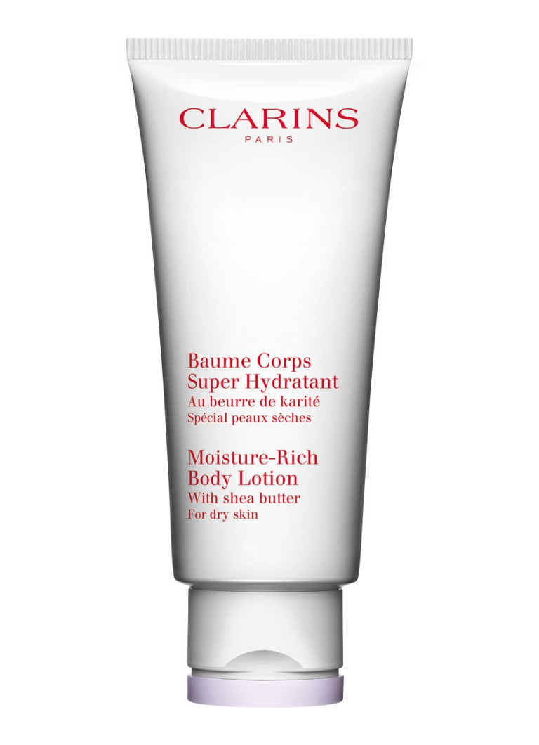 Clarins - Baume Corps Super Hydratant - bodylotion - null