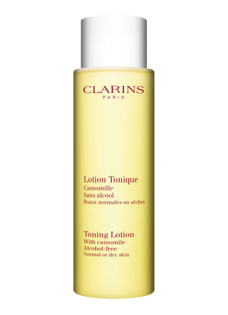 Clarins - Lotion Tonique Camomille - droge/normale huid - toner -