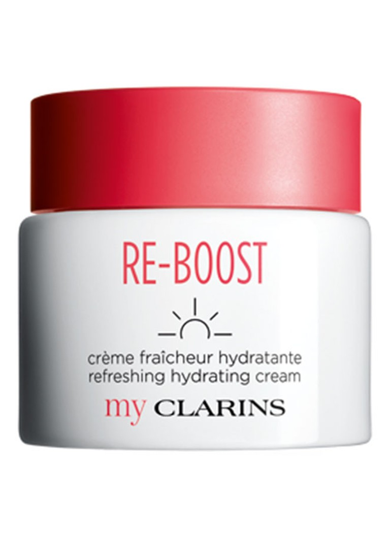 Clarins - My Clarins RE-BOOST Refreshing Hydrating Cream - normale huid - dagcrème - null