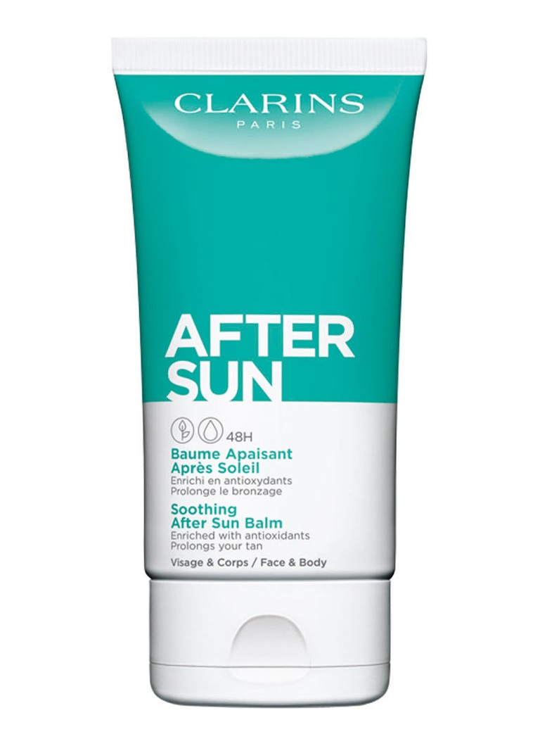 Clarins - Soothing After Sun Face & Body - aftersun -