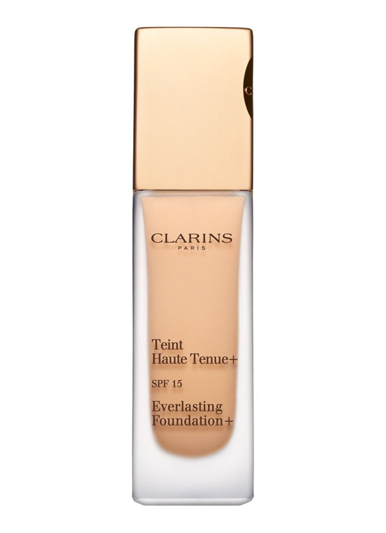 Clarins - Teint Haute Tenue+ SPF15 Everlasting Foundation - 110 Honey