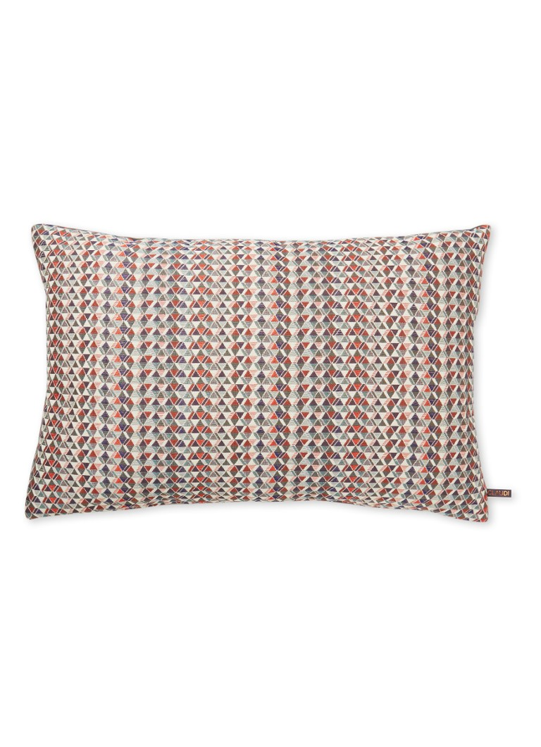 Claudi - Coussin décoratif Eco Colinda 40 x 60 cm - Orange