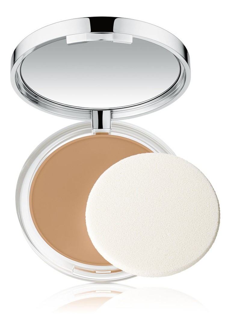 Clinique - Almost Powder MakeUp SPF 15 - compact foundation - Deep