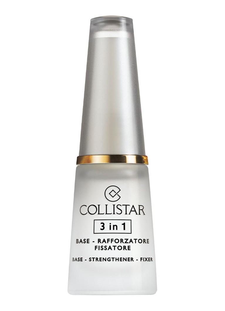 Collistar - 3 in 1 Base Strengthener Fixer -