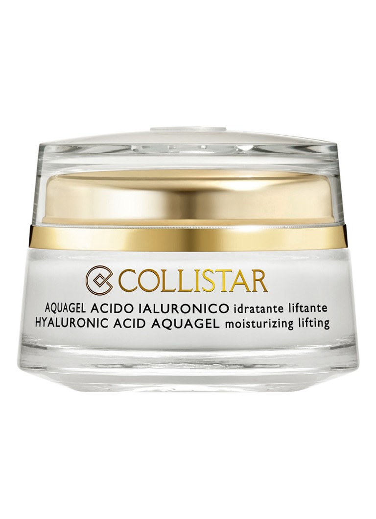 Collistar - Pure Actives Hyaluronic Acid Aquagel - liftende crème-gel - null