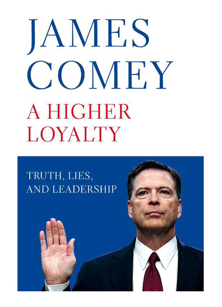 undefined - COMEY J HIGHER LOYALTY - null