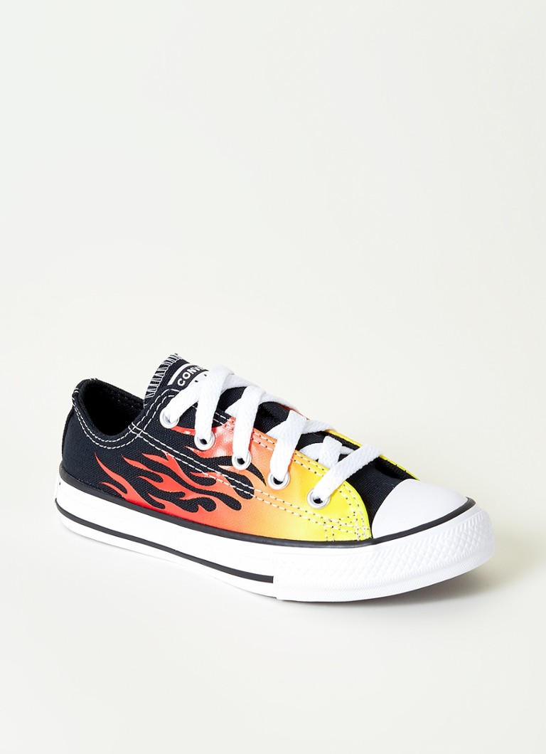 Converse - Archive Flames Chuck Taylor All Star Low Top sneaker - Multicolor