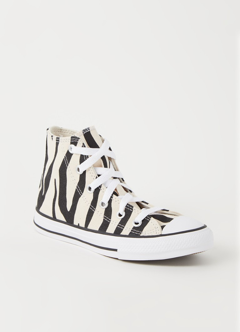 Converse - Archive Zebra Chuck Taylor All Star High sneaker - Creme