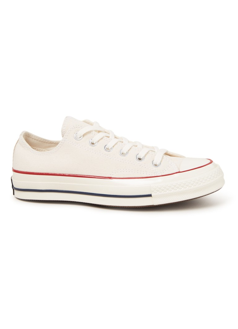 Converse - Baskets All Star OX - Blanc