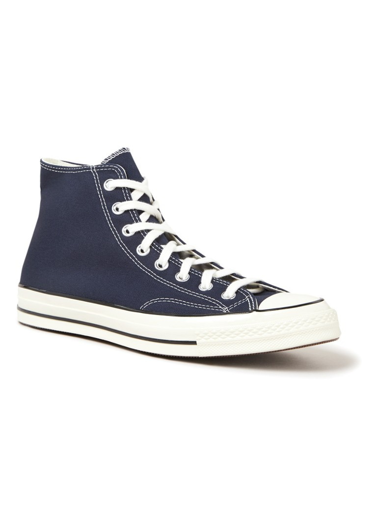 Converse - Chuck Taylor 70 Hi sneaker - Donkerblauw