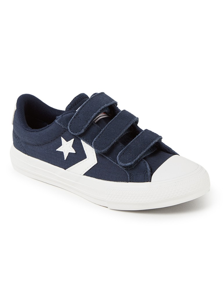 Converse - Star Player 3V sneaker met logo - Donkerblauw