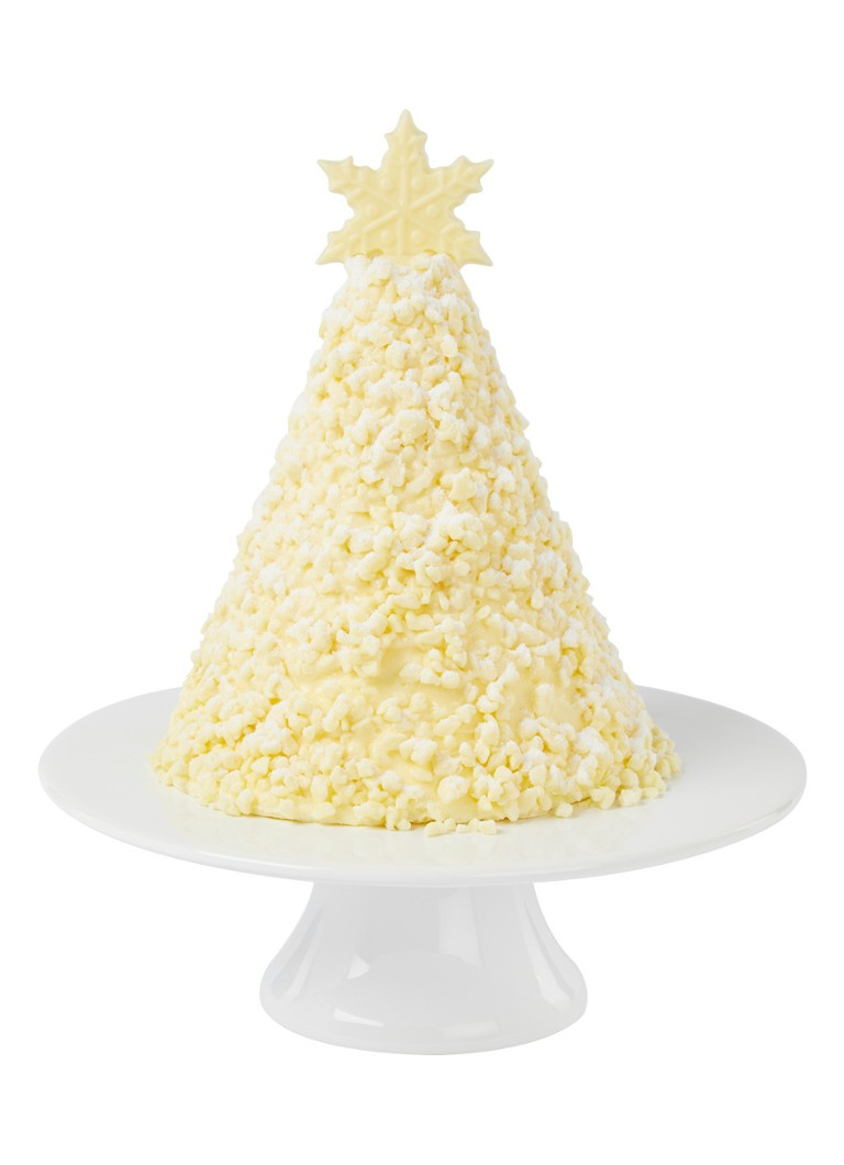 de Bijenkorf - White Christmas Tree -