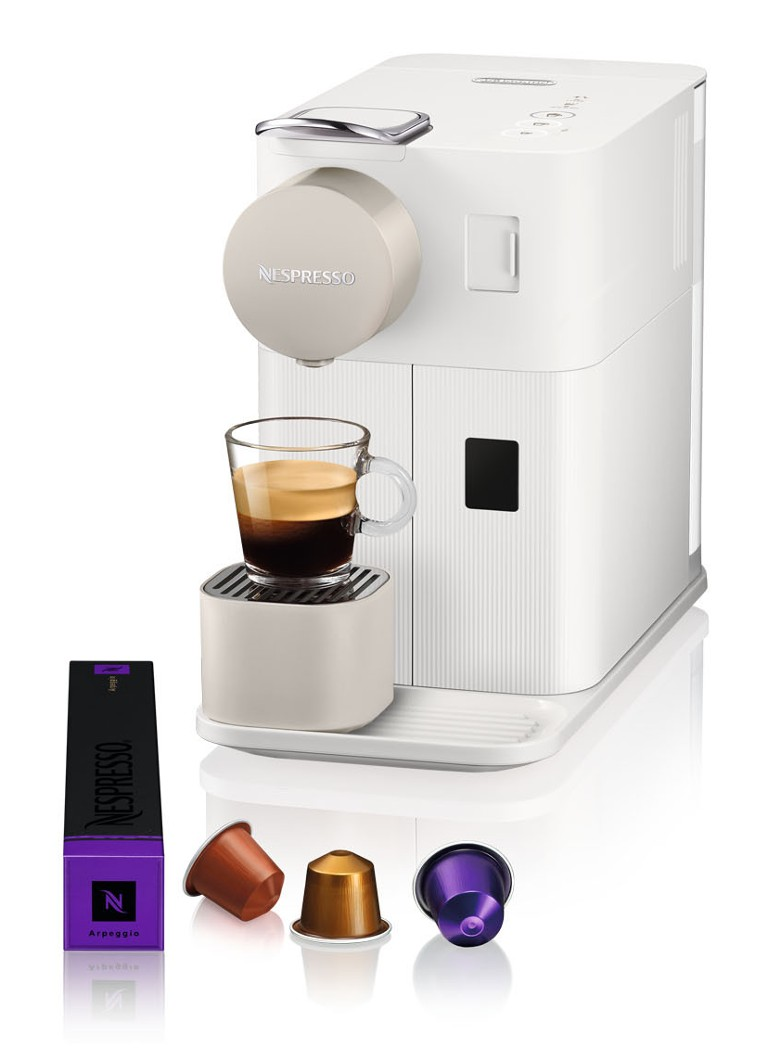 DeLonghi - Lattissima One Nespresso machine EN500 - Wit