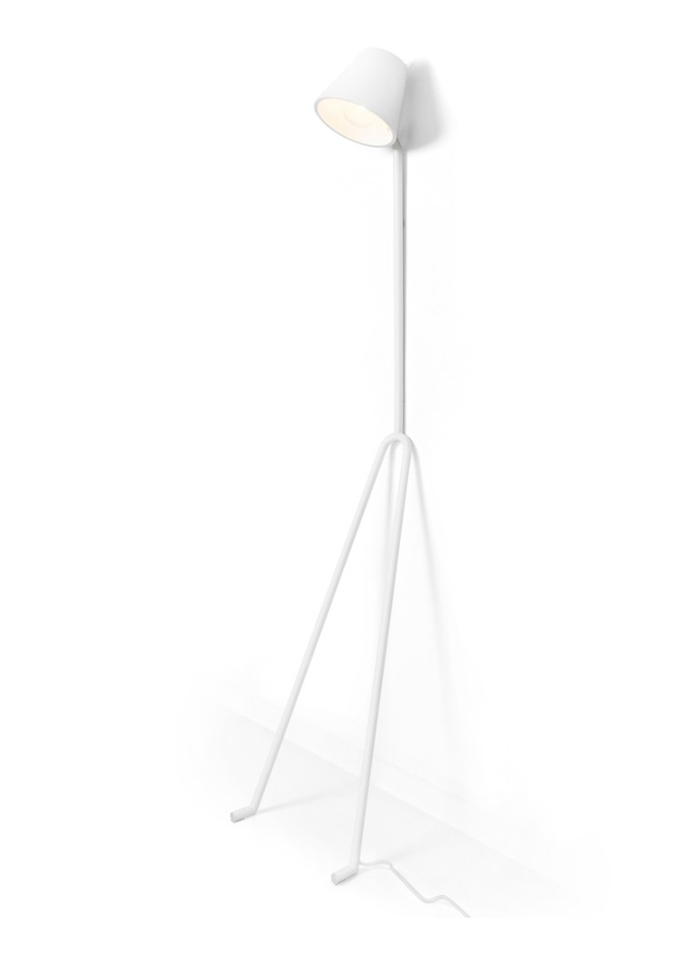 Design House Stockholm - Mañana vloerlamp wit (special edition) - Wit