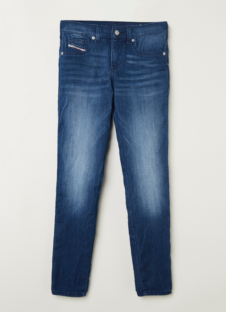 Diesel - Jean skinny Dhary avec stretch - Jeans